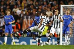 Football UEFA Champions League Chelsea v Juventus Stock Photography
