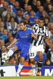 Football UEFA Champions League Chelsea v Juventus Stock Image