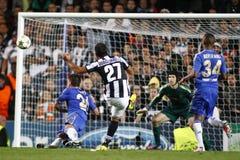 Football UEFA Champions League Chelsea v Juventus Royalty Free Stock Photography