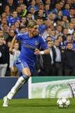 Football UEFA Champions League Chelsea v Juventus Royalty Free Stock Photo