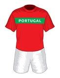 Football uniform Royalty Free Stock Photo