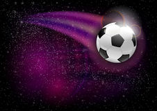 Football Universe Royalty Free Stock Image