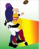 Football Vector Royalty Free Stock Image