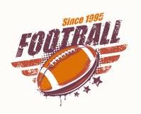 Football Vector Art Royalty Free Stock Image