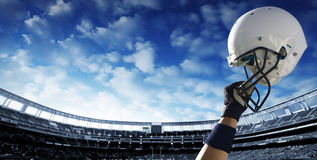 Football Victory Royalty Free Stock Photo