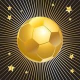 Football 2016 wallpaper Royalty Free Stock Photography