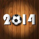 2014 football Stock Photo