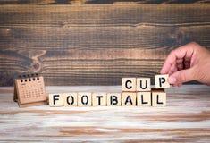Football 2018 world championship cup, soccer Stock Photo