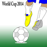 2014 World Cup Stock Photos