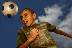 Football2 Royalty Free Stock Image