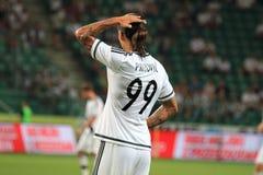 footballer immagini stock libere da diritti