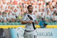 Footballer Stock Photography