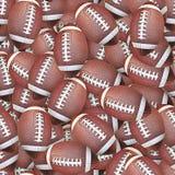 Footballs Stock Photos