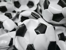 Footballs Royalty Free Stock Images