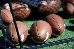 footballs imagens de stock royalty free