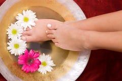 footbath Стоковое Изображение
