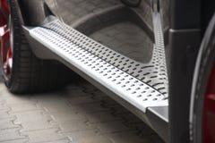Footboard του αυτοκινήτου Στοκ Εικόνες