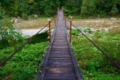 footbridge Стоковые Изображения