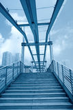 Footbridge Royalty Free Stock Image