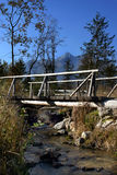 footbridge Obrazy Stock
