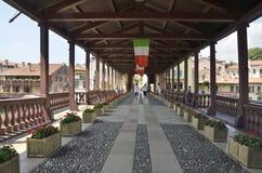 footbridge στοκ εικόνα με δικαίωμα ελεύθερης χρήσης