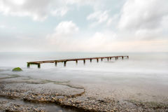 Footbridge Royalty Free Stock Image