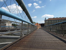 Footbridge Stock Images