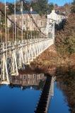 Footbridge Daly s, пробочка, Ирландия Стоковые Фотографии RF