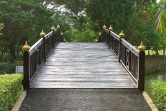 Footbridge Stock Photography