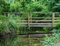 Footbridge Stock Photography