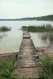 footbridges Imagens de Stock