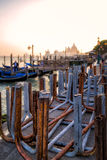 Footbridges in Venice Royalty Free Stock Image