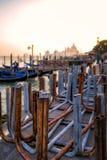 Footbridges in Venice Royalty Free Stock Image