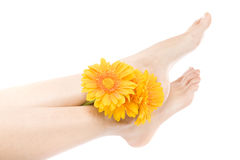 Footcare Royalty Free Stock Photography