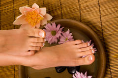 Free Footcare And Pampering Stock Photos - 12143143