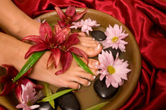 Free Footcare And Pampering Stock Photo - 12828710