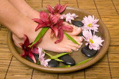 Free Footcare And Pampering Royalty Free Stock Photo - 9124985