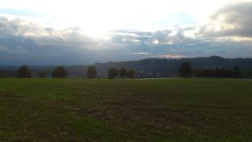 foothills Fotografia Stock
