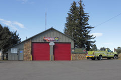 Foothills Fire and Rescue Stock Photography