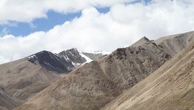 The foothills of Tibet Royalty Free Stock Photography