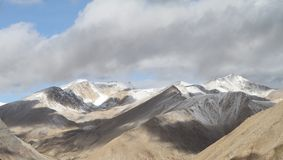 The foothills of Tibet Royalty Free Stock Images