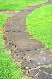 A foothpath Stock Photos