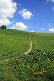 Footpath к раю Стоковые Фото