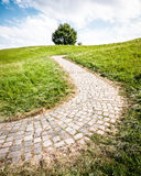 Footpath Royalty Free Stock Photos