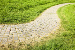 Footpath Royalty Free Stock Image
