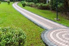 footpath Foto de Stock