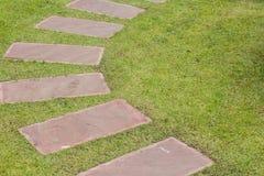 footpath Lizenzfreies Stockbild