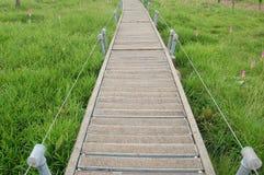 footpath Stockfoto