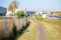 footpath fotografie stock