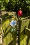 footpath immagine stock libera da diritti